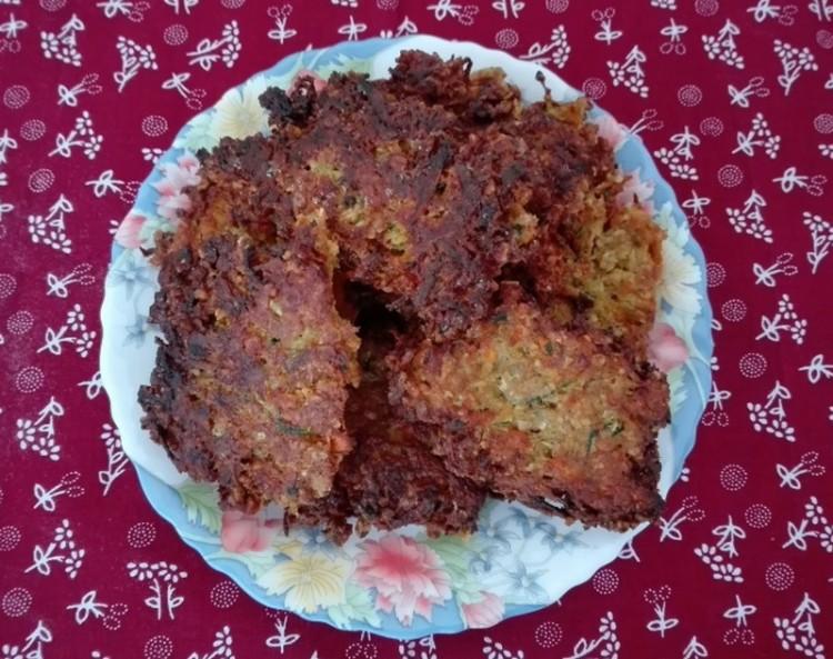 Recept: zabos zöldségfasírt