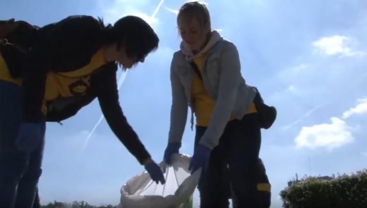 Nagy takarításba kezdenek a debreceni egyetemisták