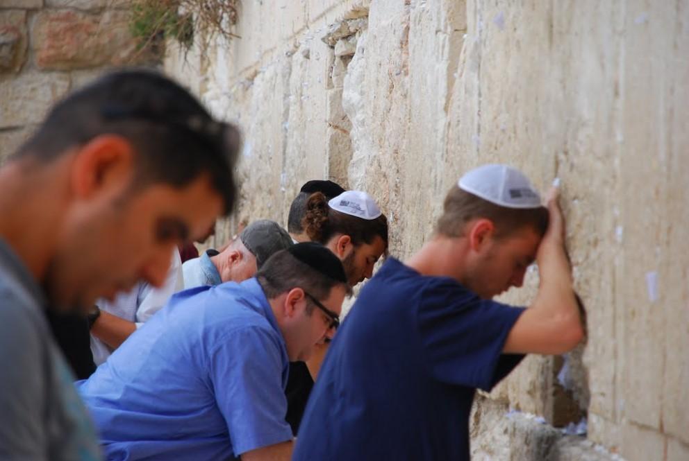 Kié a Siratófal? Összevesztek a zsidók az amerikaiakkal