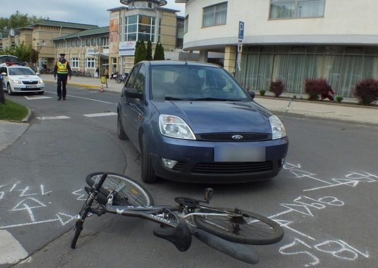 Egy nap alatt két biciklist csaptak el Hajdúszoboszlón