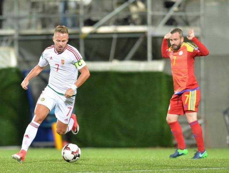 Nem bundáztak a magyar focisták