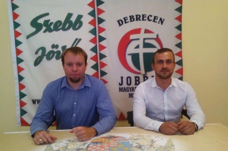 Kőszeghy lemondott, új elnöke van a Jobbiknak Debrecenben