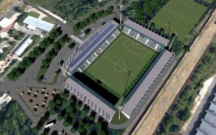 Magyarország harmadik legnagyobb városa is stadiont kap