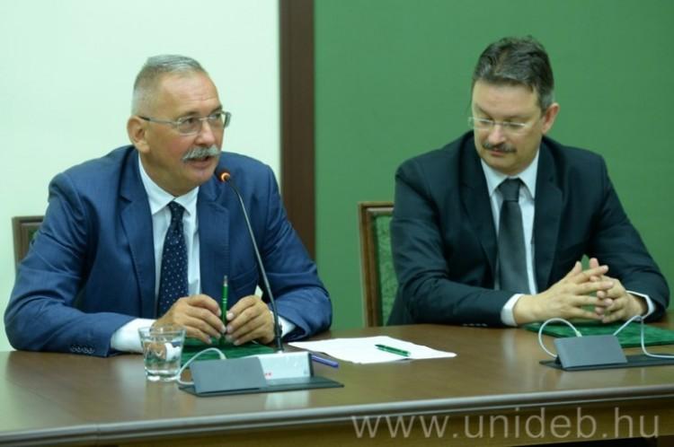 Újabb világcéggel indított stratégiai együttműködést a Debreceni Egyetem
