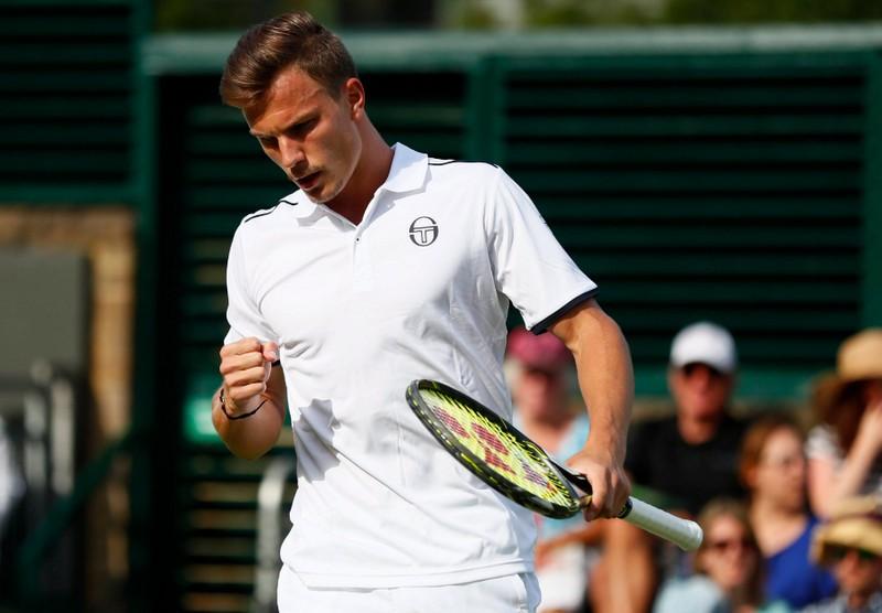 A nyíregyházi teniszező bekerült az elitbe!