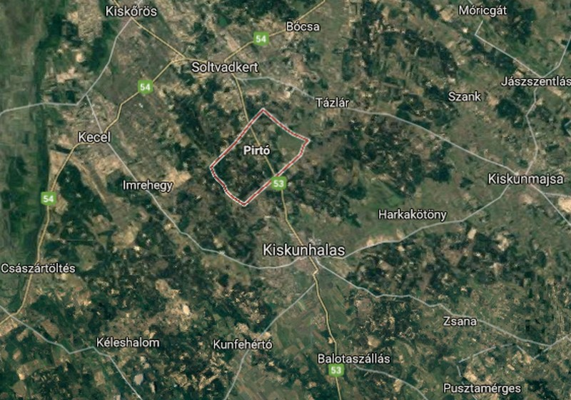 Vitorlázórepülő tragédiája Bács-Kiskunban