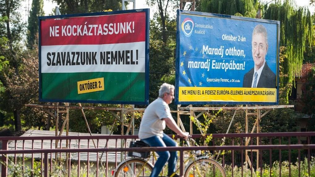 Nem volt elég. Újabb párt indít plakátkampányt