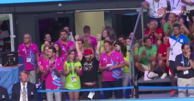 Videó: Shane Tusup extázisban élte meg a 200-as döntőt