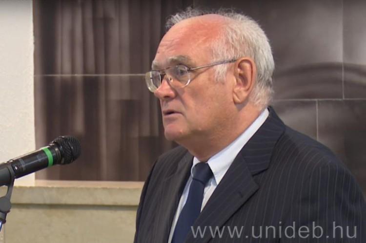 Két új debreceni díszdoktora van a Miskolci Egyetemnek