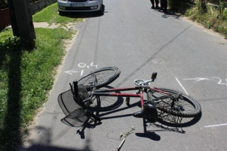 Nehéz a kerékpárosok élete - gázolás Debrecenben és Hajdúhadházon