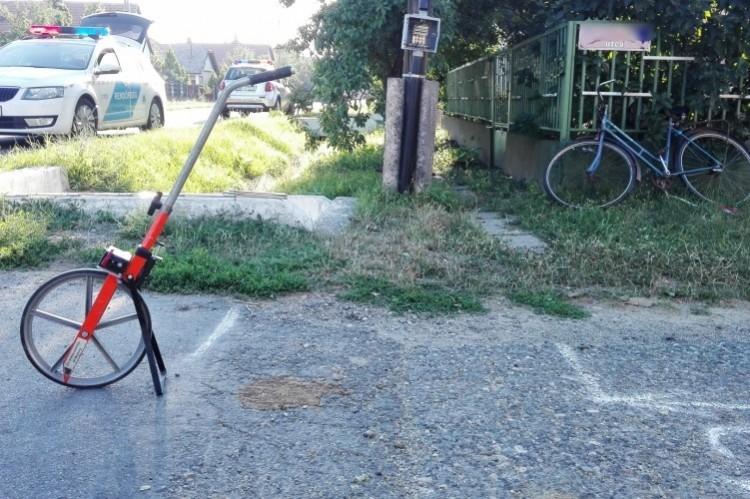 Kerékpáros fiatalember halt meg Furtán
