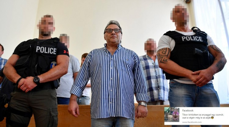 Az alvilág volt bankárát és a bandáját elmeszelték Debrecenben