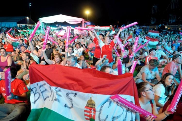 Kudarc! Kikaptak a magyarok