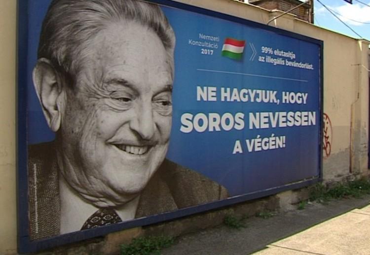 Soros-plakátok: meghátrál a kormány?