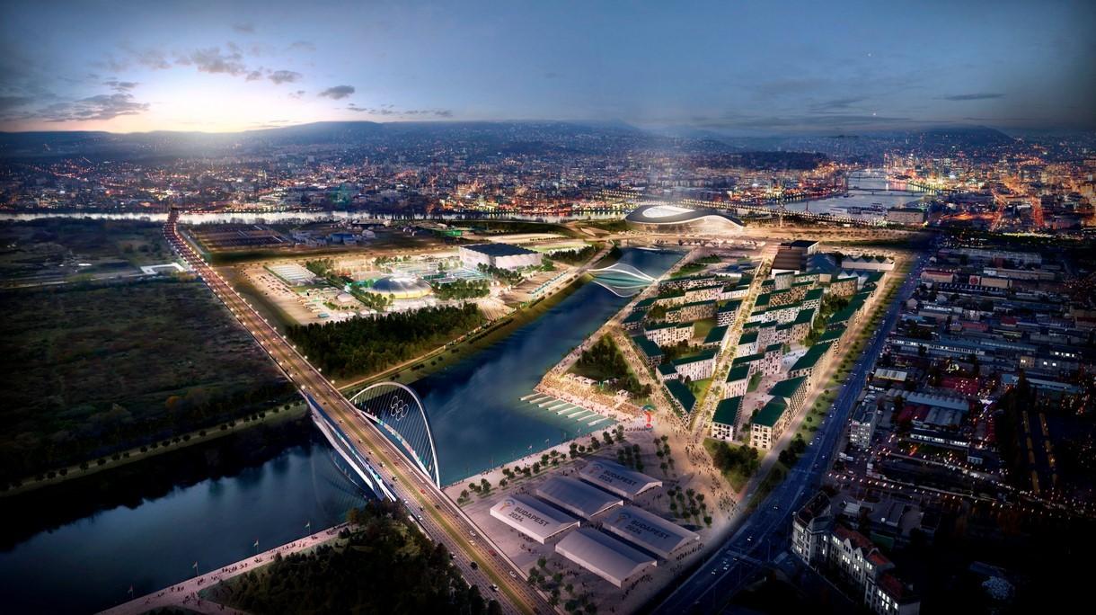 Budapestnek komoly esélyei lettek volna az olimpiára