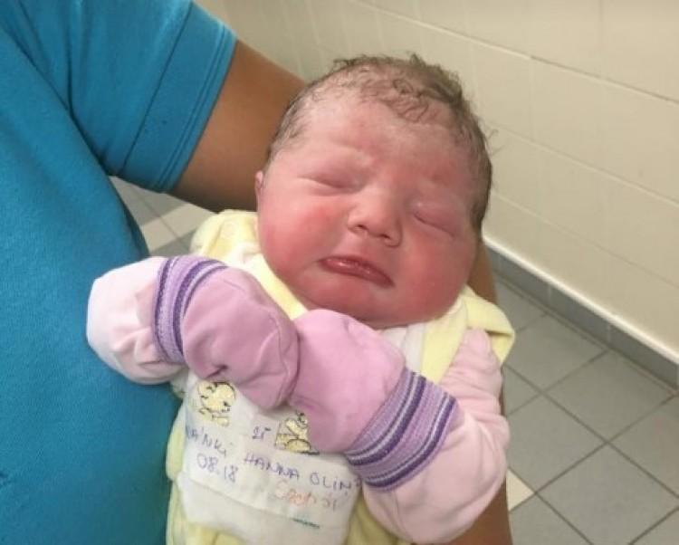 Gyerekáldás: DVSC-baba született