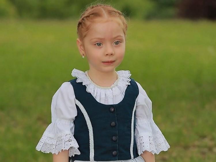 Ez a 4 éves magyar lány Európa legszebbje