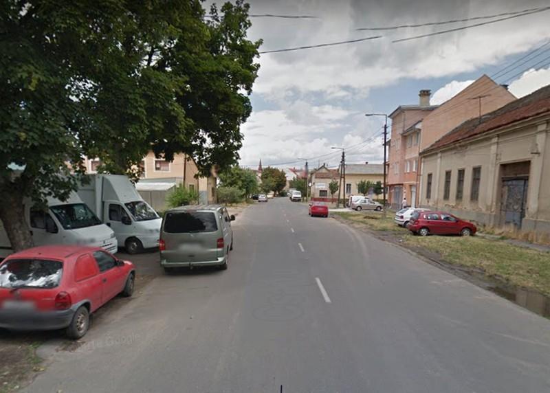 Új járdát kap a Csap utca