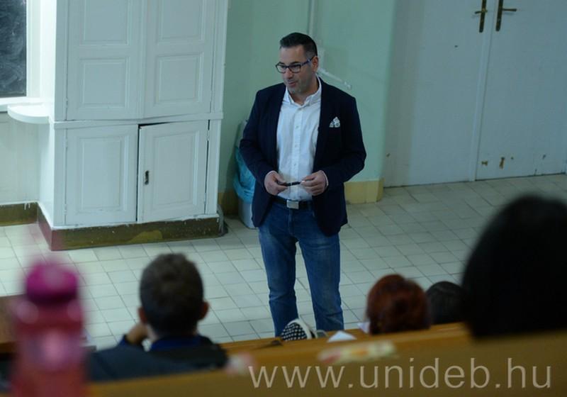 Sürgősségi ellátásban is profi a Debreceni Egyetem