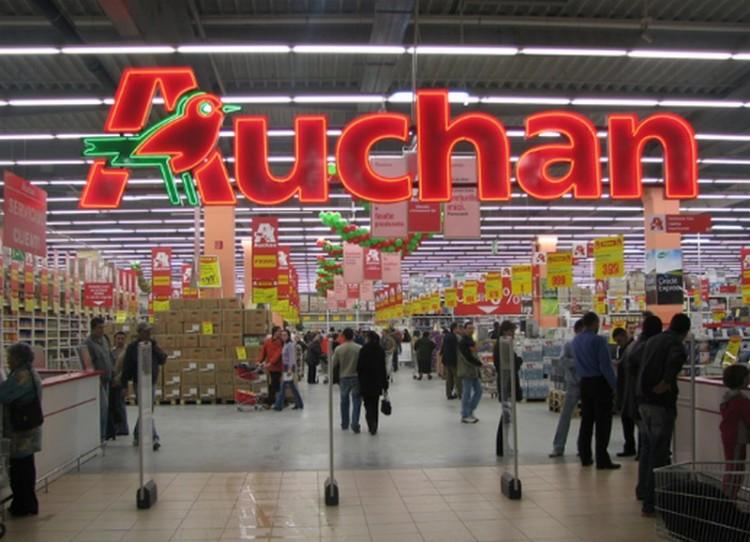 Harminc üzletet nyit az Auchan hazánkban