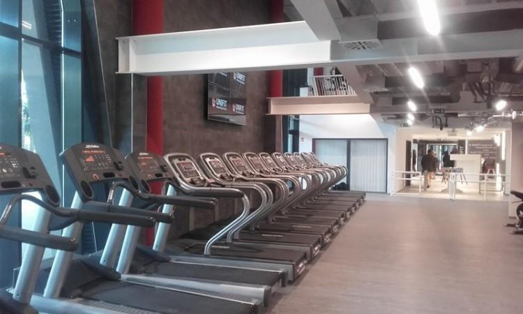 Már lehet gyúrni a Debreceni Egyetem fitneszközpontjában