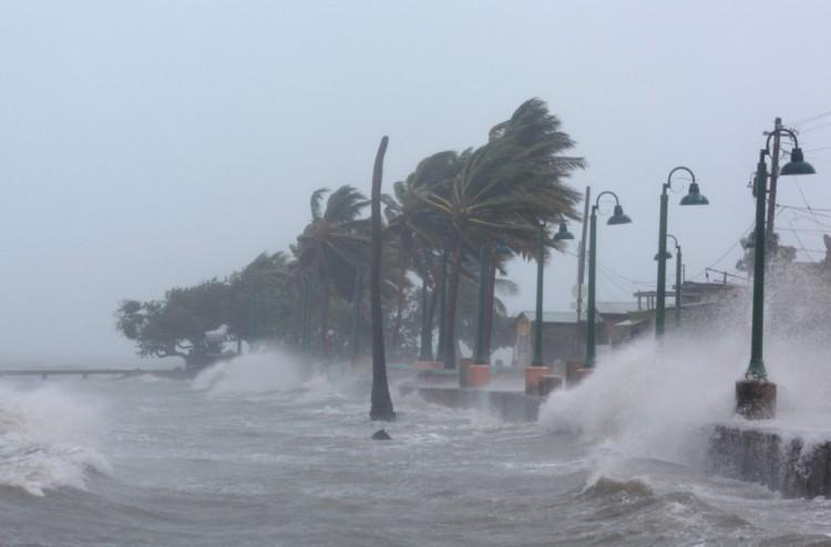 Irma kegyetlenül tombol