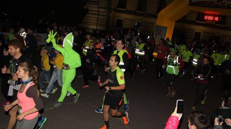 Előrehozott Halloween: jelmezes futás Debrecenben
