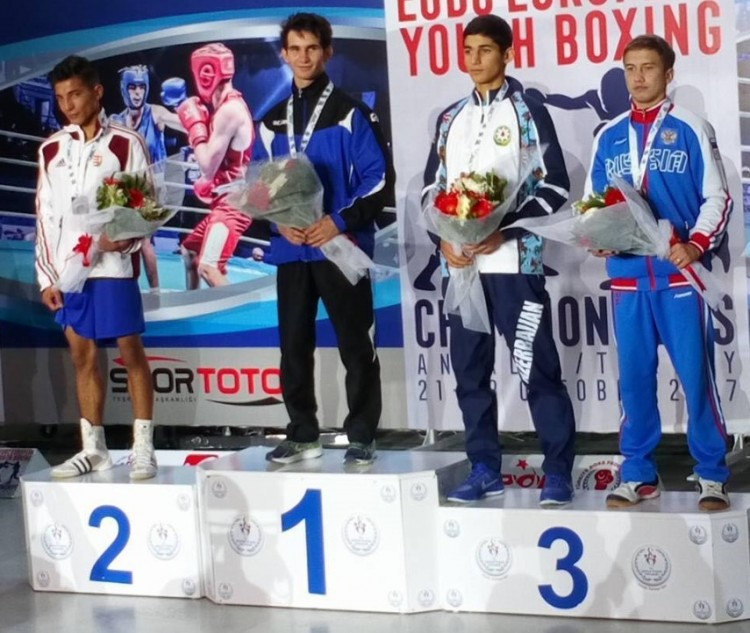 Európa-bajnoki ezüstérmese van a DVSC-nek!
