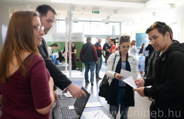 Fókuszban a tehetséggondozás a Debreceni Egyetemen