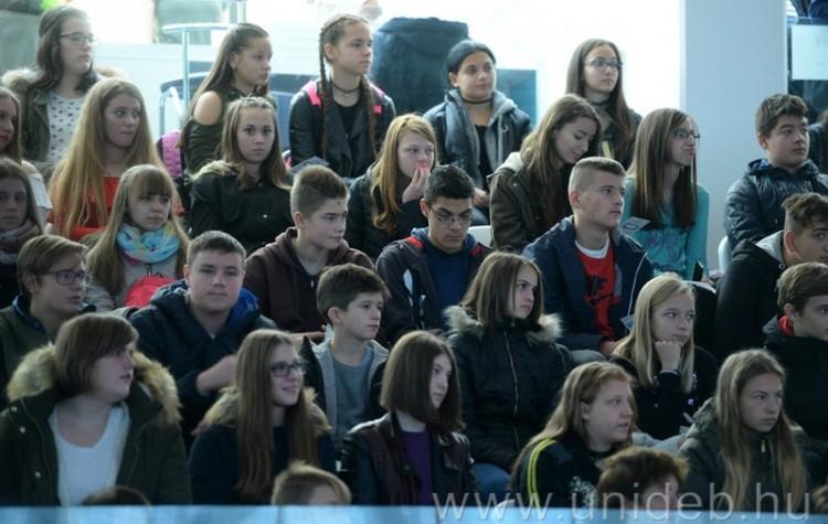 Mi a pálya? szakmaválasztó fesztivál Debrecenben