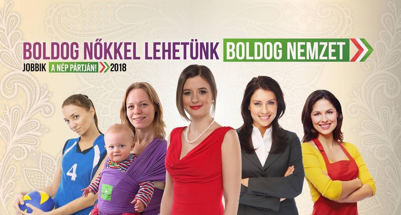 Jó csajokkal támad a Jobbik. Mert cuki!