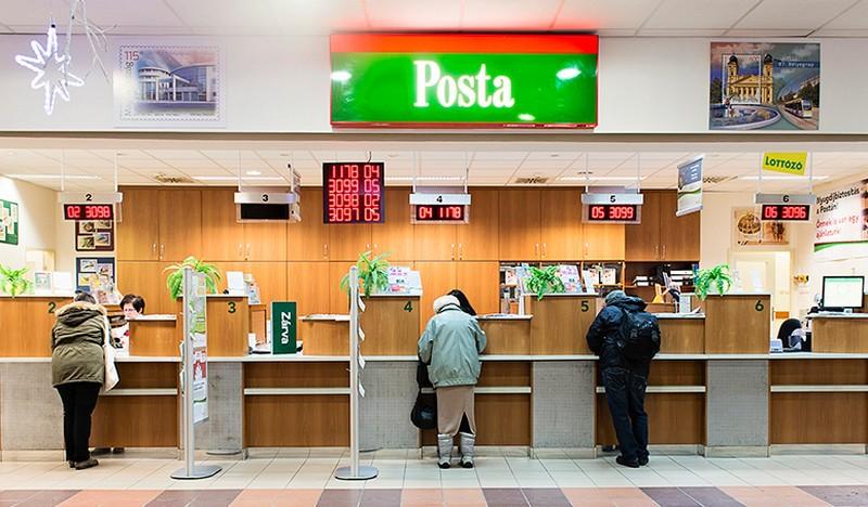 A Magyar Posta már készül a karácsonyra - Debrecenben is
