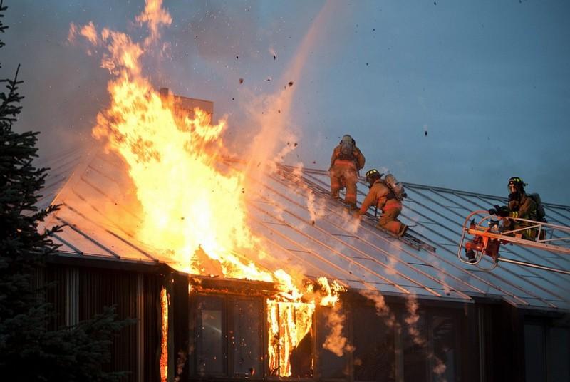 Égő hodály okozott riadalmat Nyíradonyban