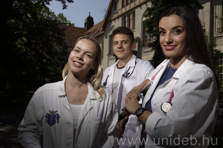 Világelitben a debreceni orvosképzés!