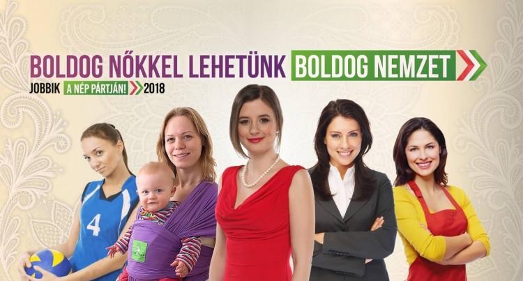 Jó nőkre cserélte a gárdista bakancsot a Jobbik