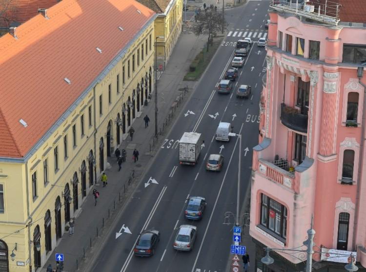 Papp László hálás a debrecenieknek. A közlekedési megpróbáltatások folytatódnak!