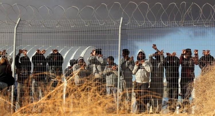 Izraelben nem teketóriáznak a migránsokkal: aki nem távozik önként, börtönbe vetik!
