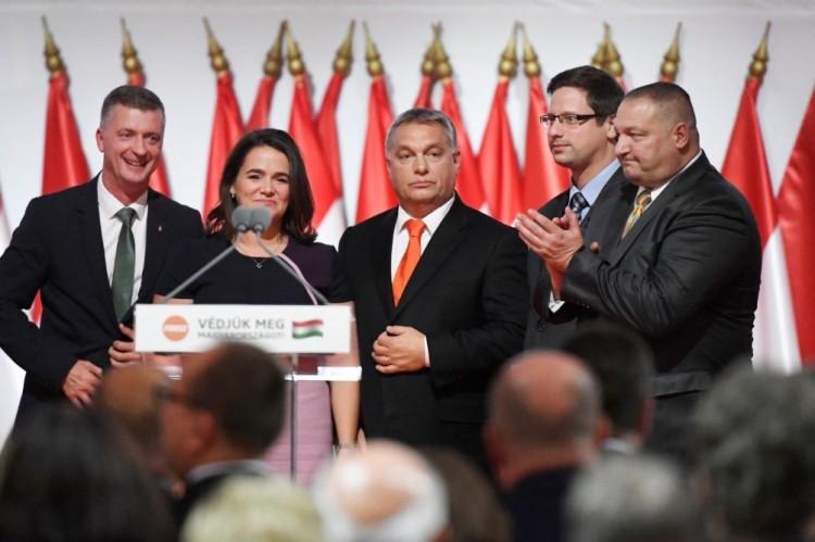 Orbán Viktort megválasztották
