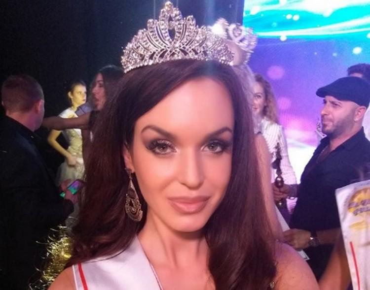 Borsodi lány Miss Europa!