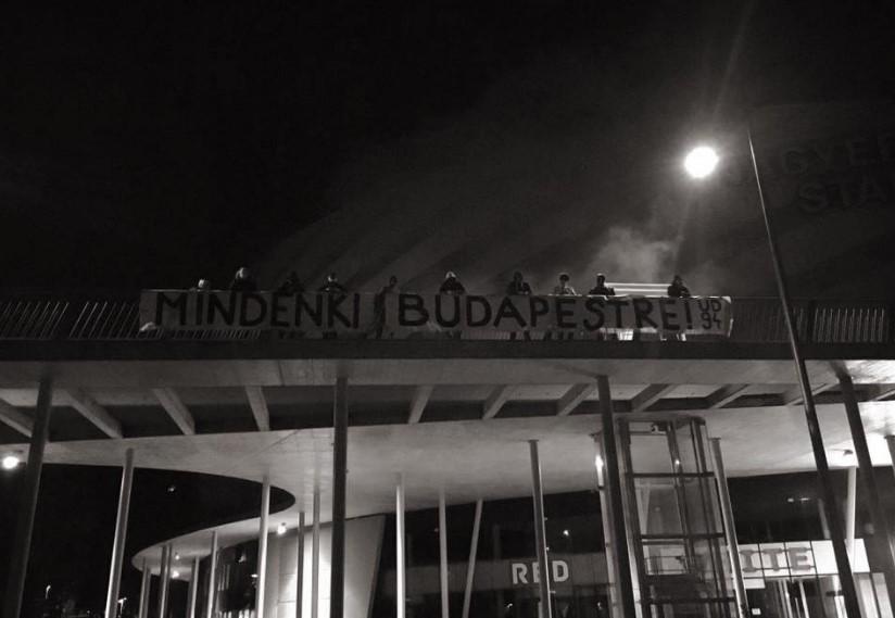 Mindenki Budapestre! - így buzdítanak a debreceni ultrák