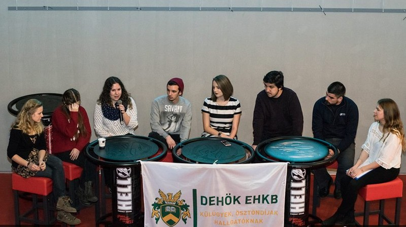Nemzetközi karácsony a Debreceni Egyetemen