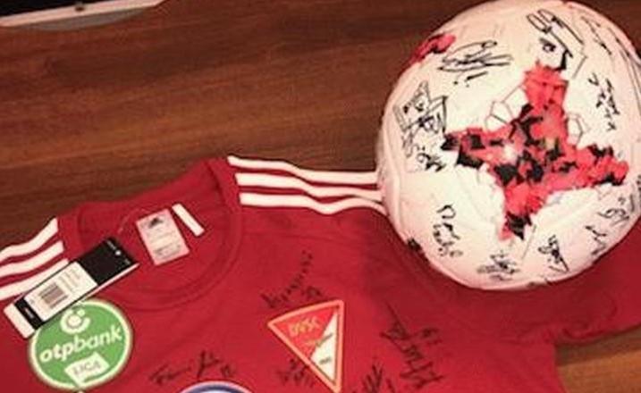A debreceni focisták is a hármas ikrekkel egyedül maradt apa mellé állnak