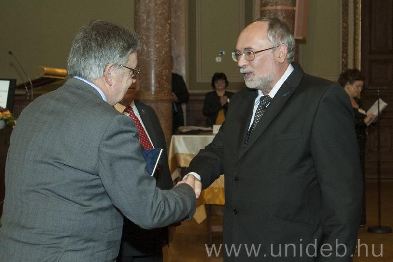 Íme, a Debreceni Egyetem új professzorai!