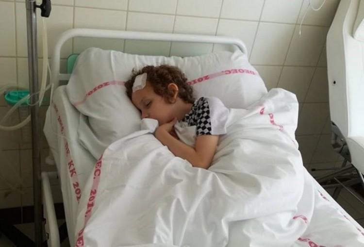 Felfázásnak indult... Nagybeteg kisfiú számít a segítségükre