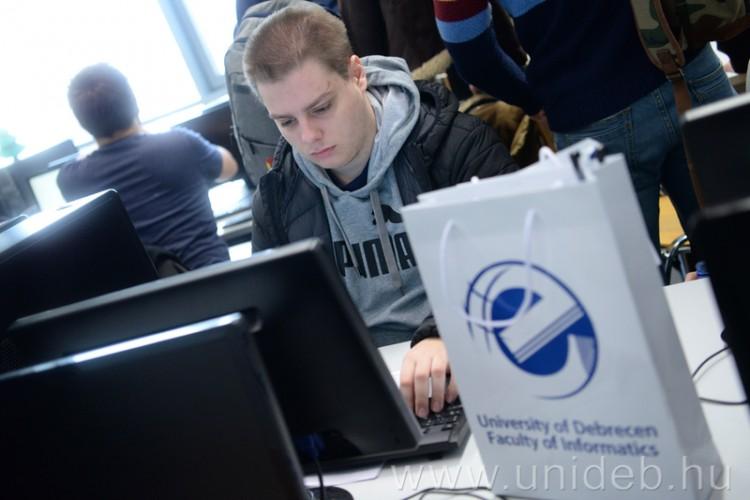 Debrecenben kiderült, kik a legjobb programozók