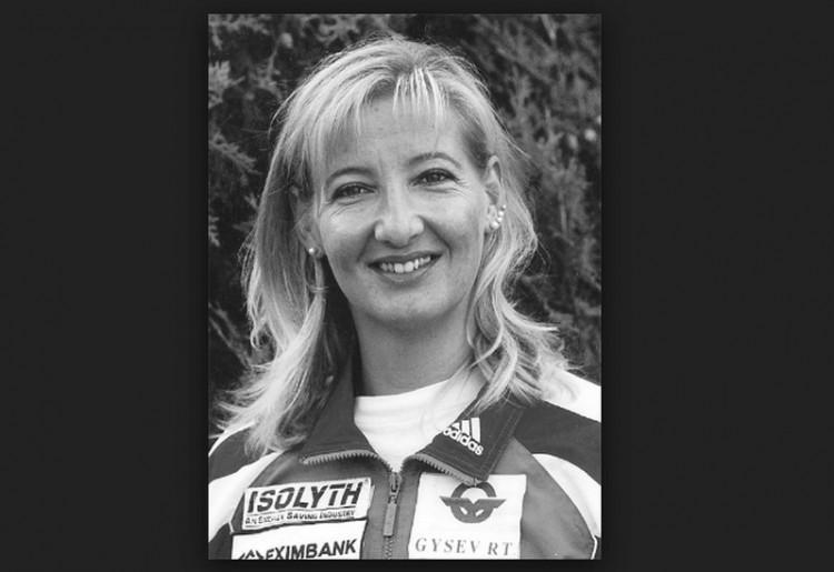 Gyász: világbajnok sportolónőnk hunyt el