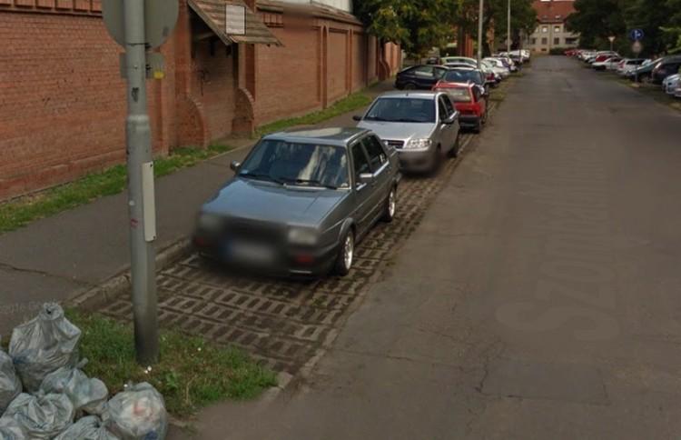 Ezek az újonnan fizetős debreceni utcák