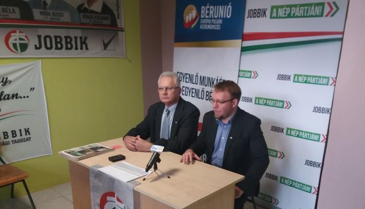 Forgalmi szakértőt indít az 5-ösben a Jobbik