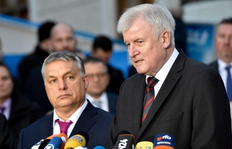 Orbán Viktor Bajorországban barátok közt járt