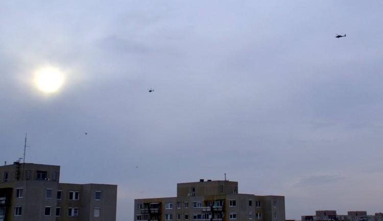 Ikonikus amerikai harci gépek éjszakáztak Debrecenben!